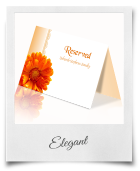 Elegant - Reserved Cards