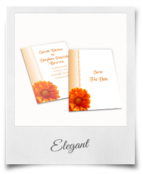 Elegant - Save The Date